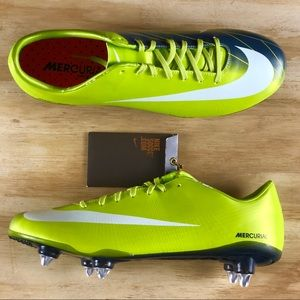 Exponer lluvia Cambiable  Nike Shoes | Nike Mercurial Superfly Ii Sgpro Soccer Cleats | Poshmark